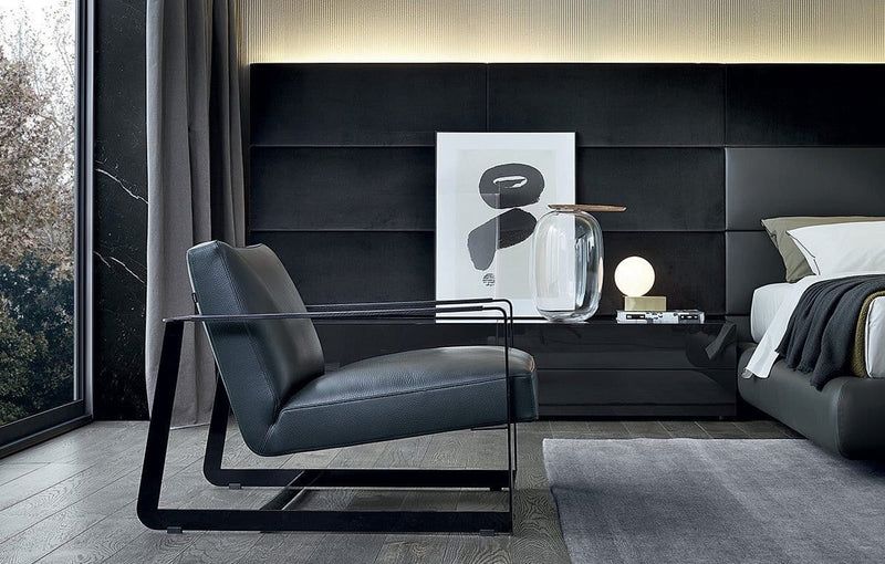 Gaston - Armchair | Poliform | JANGEORGe Interior Design