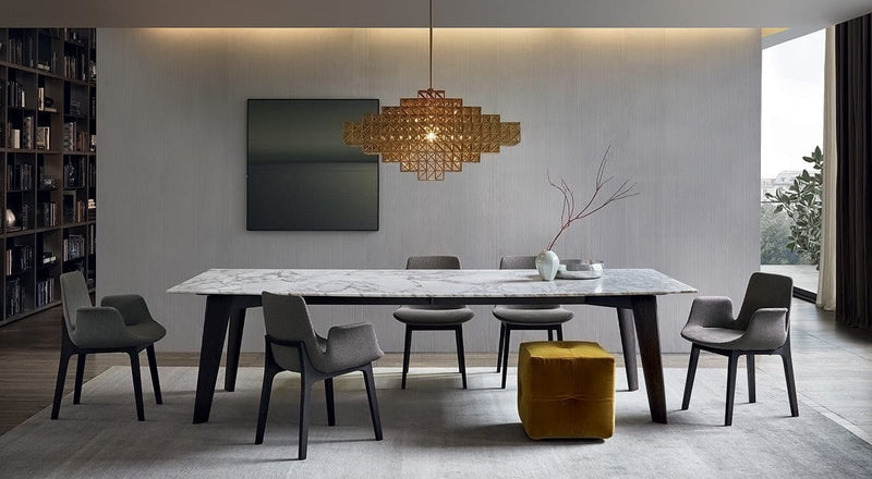Howard - Dining Table | Poliform | JANGEORGe Interior Design