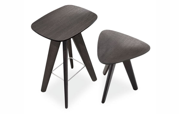 Ics Stool | Poliform | JANGEORGe Interior Design