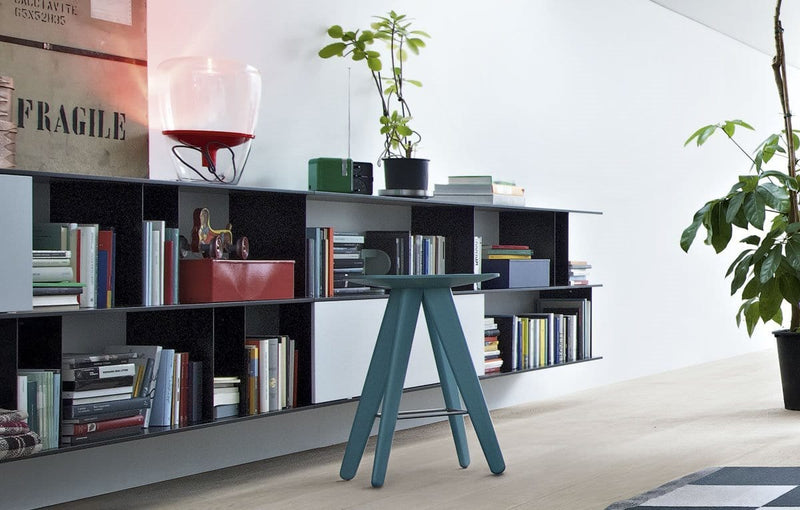 Ics - Ipsilon - Stool | Poliform | JANGEORGe Interior Design