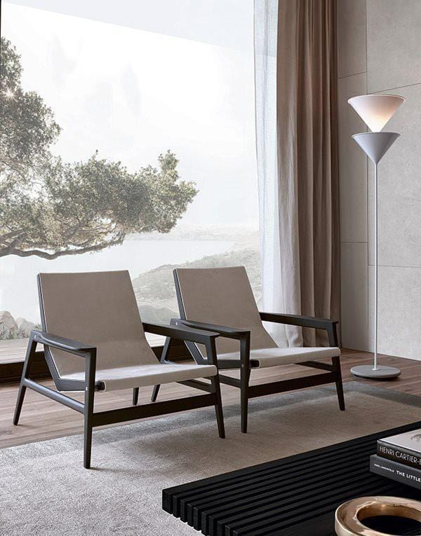 Ipanema - Armchair by Poliform | JANGEORGe Interior Design