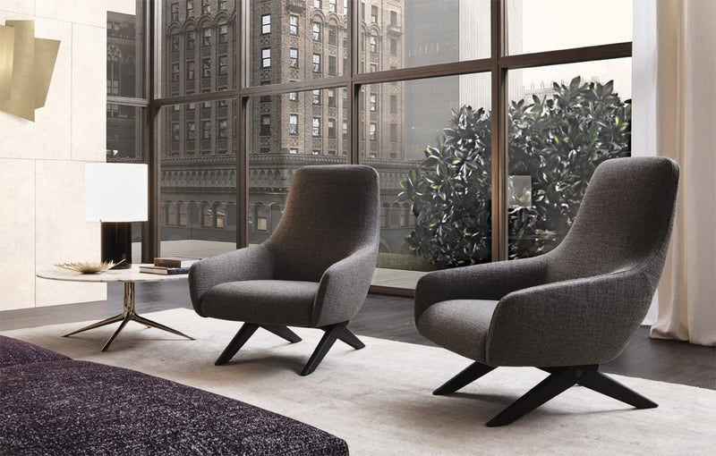 Marlon - Armchair | Poliform | JANGEORGe Interior Design