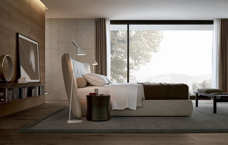 Rever - Bed | Poliform | JANGEORGe Interior Design