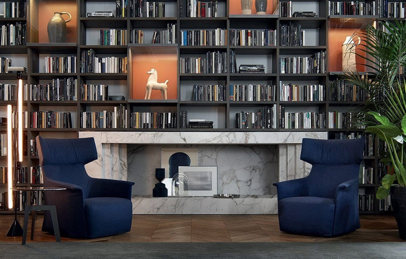 Santa Monica Home - Armchair | Poliform | JANGEORGe Interior Design