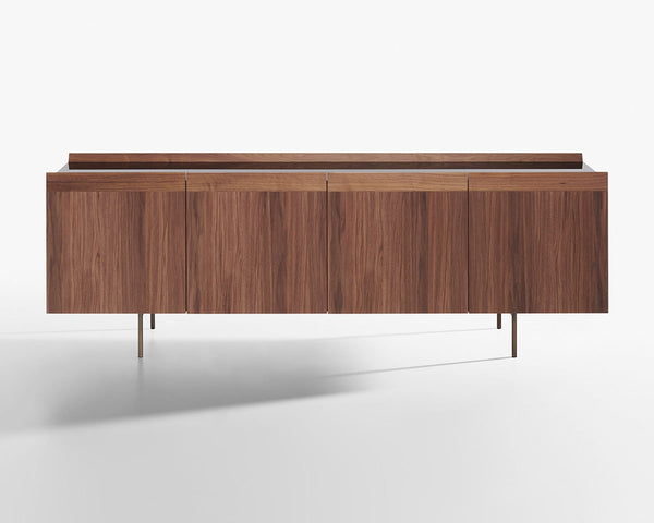 Avant - Sideboard with Bronzed Brass Base (884/MB1) | Potocco | JANGEORGe Interior Design