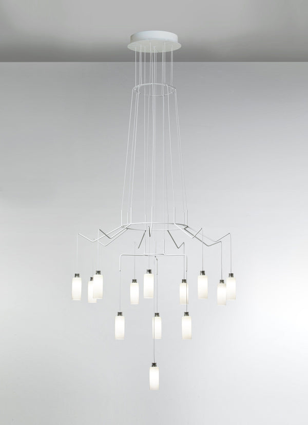 Chan LED - Suspension Lamp | Prandina | JANGEORGe Interior Design