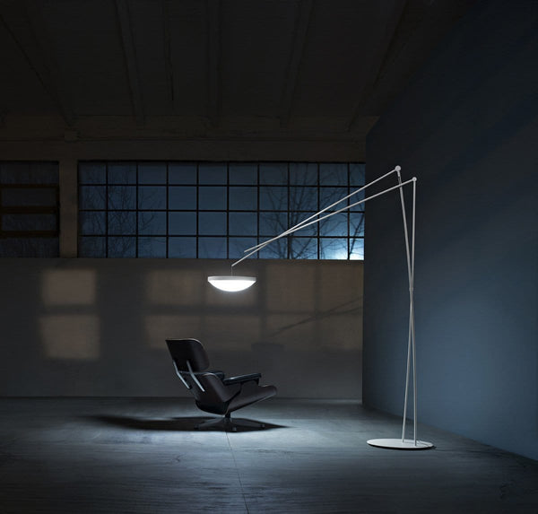 Effimera F5 - Floor lamp by Prandina | JANGEORGe Interior Design