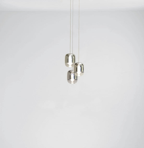 Gong Mini S1 LED Suspension Lamp | Prandina | JANGEORGe Interior Design