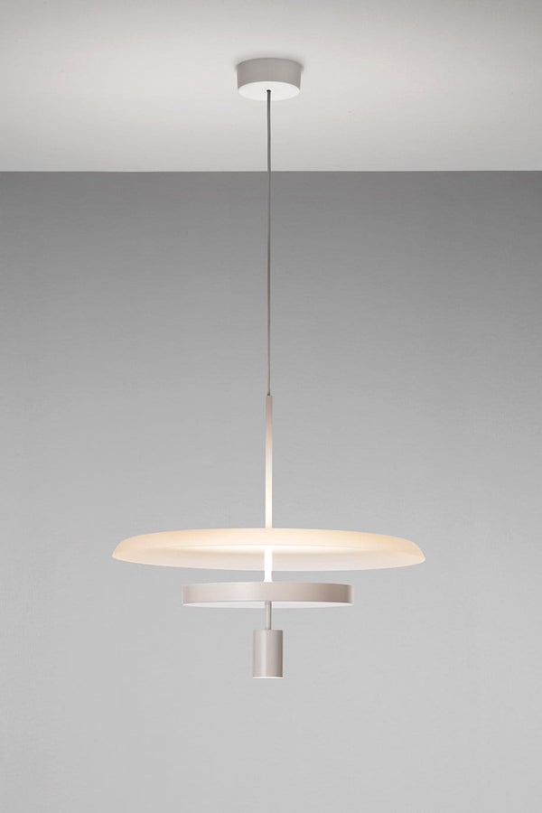 Landing Glass S70 - Suspension lamp by Prandina | JANGEORGe Interior Design