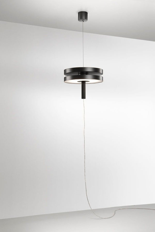 LED Machine S30 Dimm - Suspension lamp by Prandina | JANGEORGe Interior Design