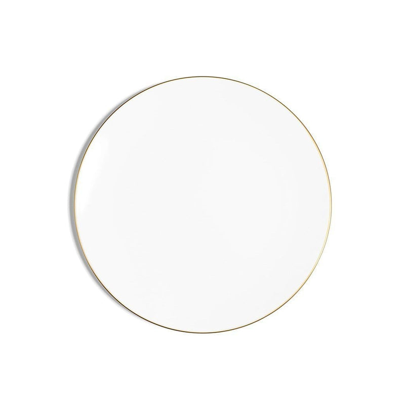 Line - Coupe Plate 24cm by Richard Brendon | JANGEORGe Interior Design