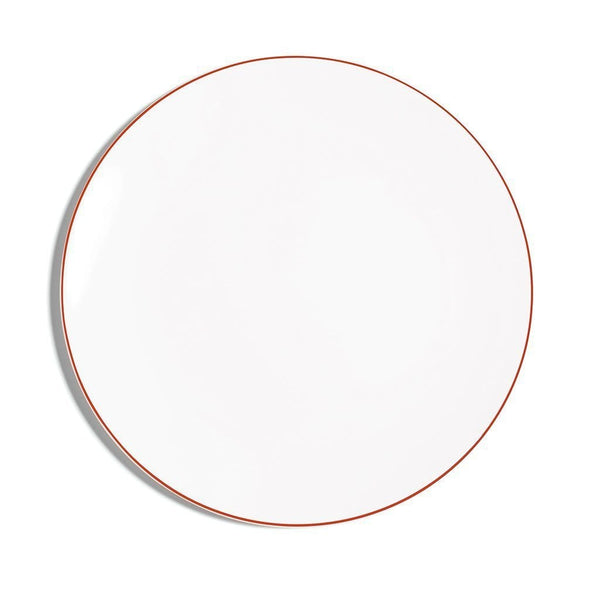 Line - Coupe Plate 28cm by Richard Brendon | JANGEORGe Interior Design