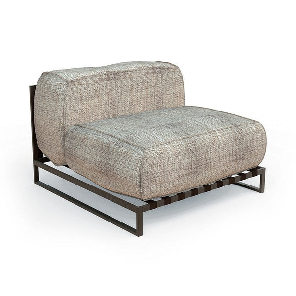 Casilda Sofa - Center Unit | Talenti | JANGEORGe Interior Design