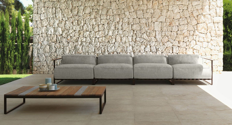 Casilda - Sofa Center Unit | Talenti | JANGEORGe Interior Design