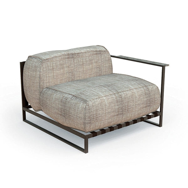Casilda - Sofa End Unit | Talenti | JANGEORGe Interior Design