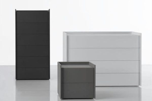 Tray 4 - Chest of Four Drawers by Tisettanta | JANGEORGe Interior Design