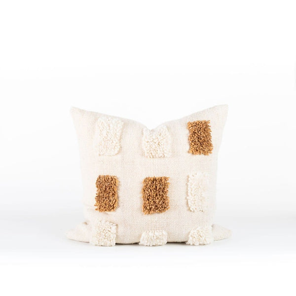 Makun with Rectangles - Pillow Cover by Treko | JANGEORGe Interior Design