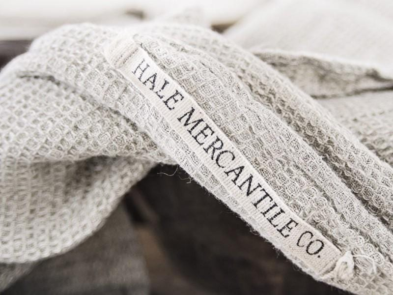 Basix - Tutto waffle towel by Hale Mercantile Co. | JANGEORGe Interior Design