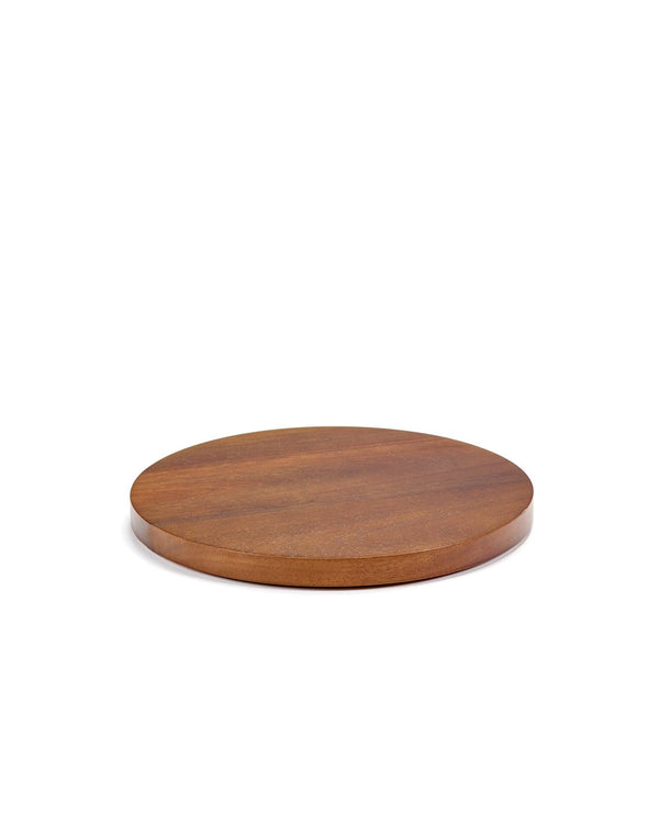 Dishes to Dishes Lid in Acacia Wood | Valerie Objects | JANGEORGe Interior Design