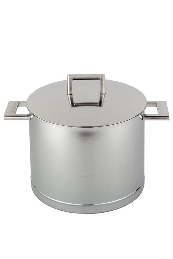 John Pawson Stockpot with Lid | When Objects Work | JANGEORGe Interior Design