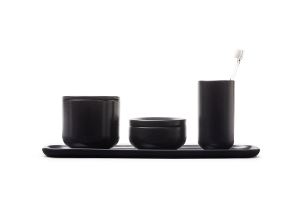 VVD - Bathroom Collection, Ceramic Bathroom Set by When Objects Work | JANGEORGe Interior Design