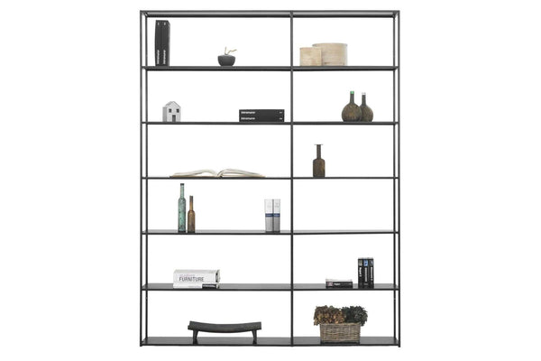 Easy Irony System - Bookcase, Composition B | Zeus | JANGEORGe Interior Design