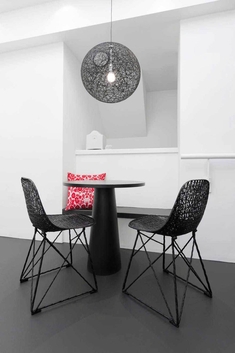 Carbon - Chair | Moooi | JANGEORGe Interior Design