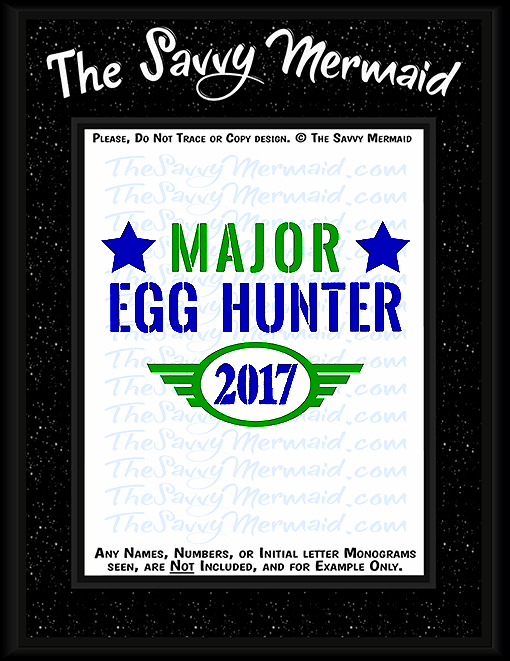 Easter Egg Hunter - The Savvy Mermaid