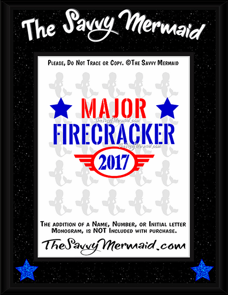 Major Firecracker 2017 - Patriotic - Fireworks