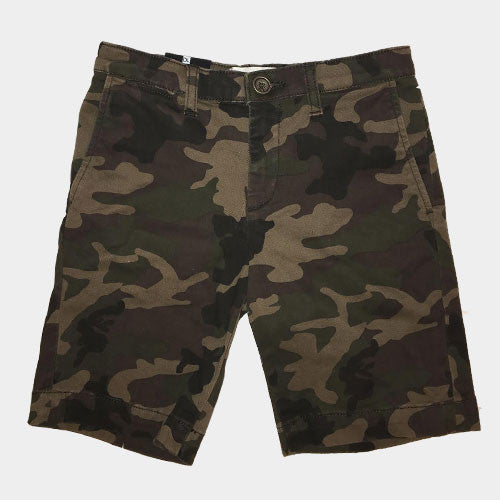 DL 1961 Camo Boys' Shorts