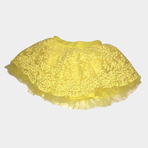 Lace Skirt(Yellow)
