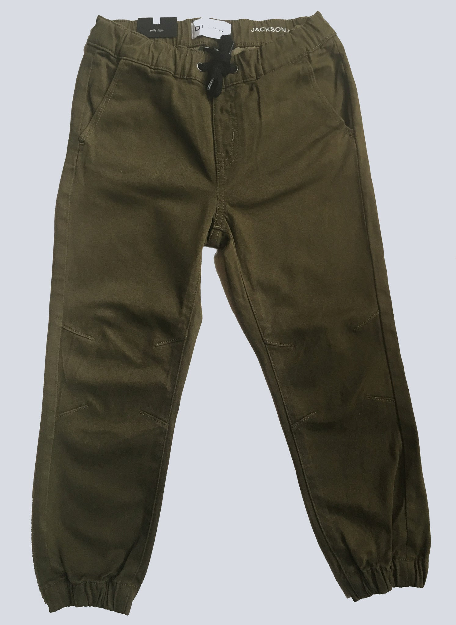 DL 1961 Jogger in Army Green