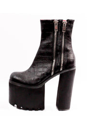 Maxwell Zip Boot
