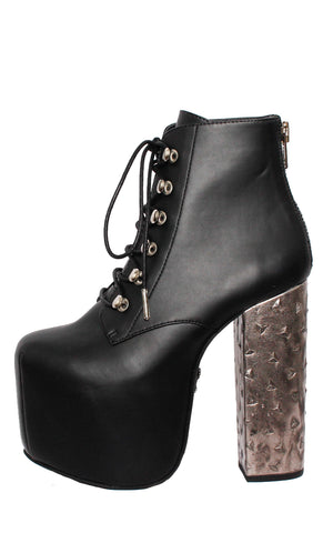 Motley Metal Boot