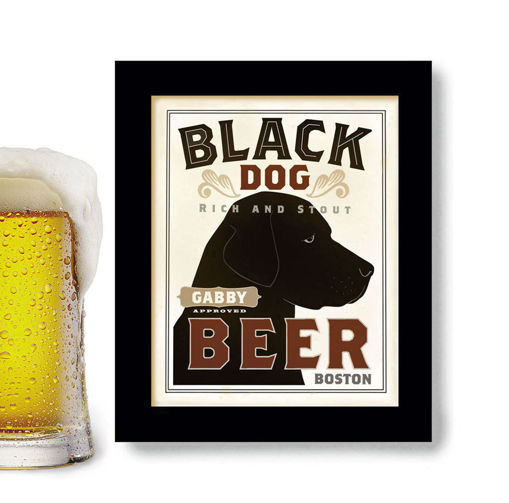 Black Dog Beer