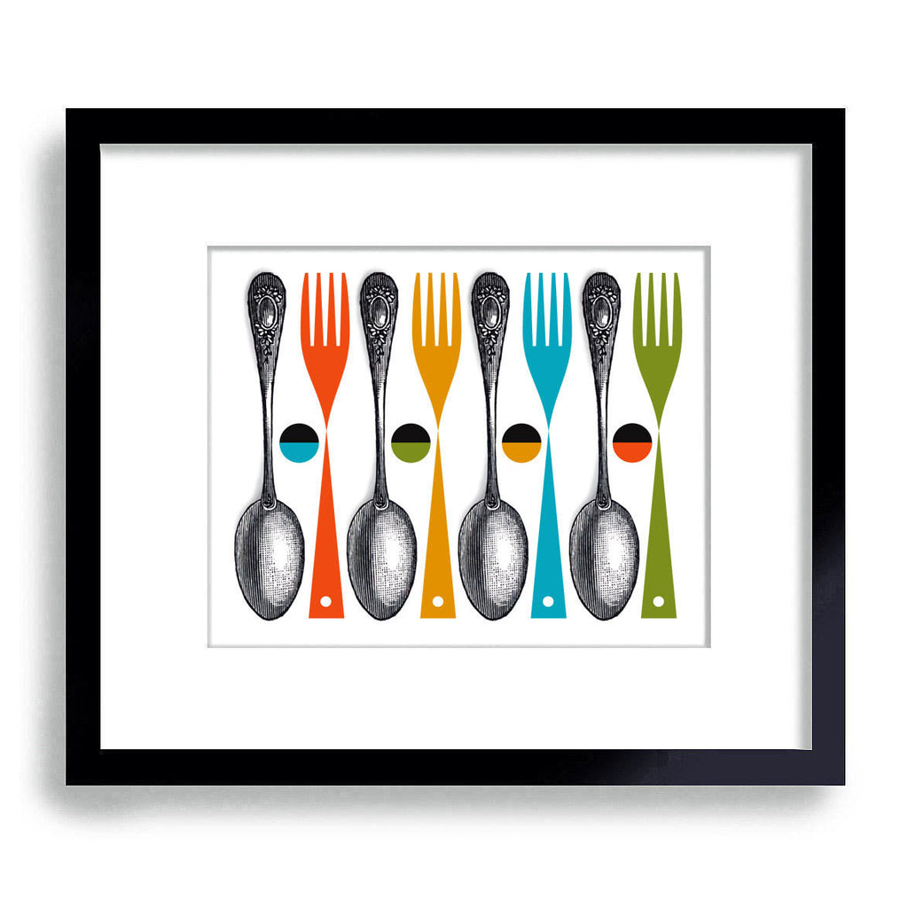 Spoons and Forks