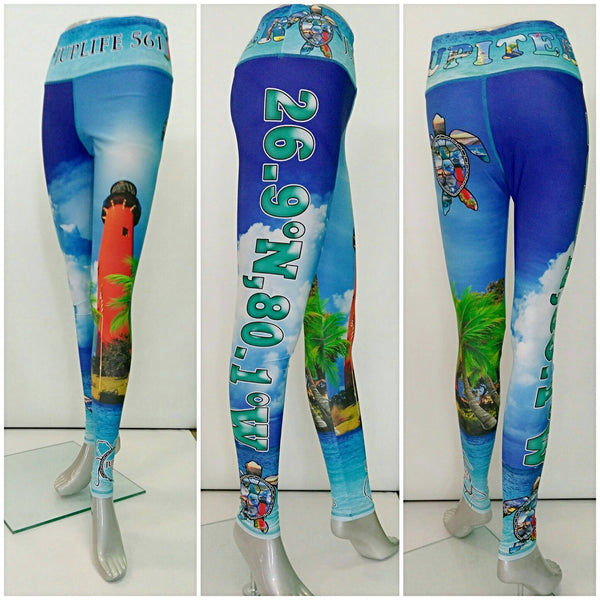 JupLife 561 Turtle Legging & Capri