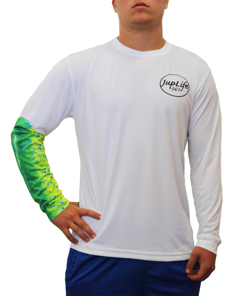 JupLife 561 Mahi Long Sleeve Mens Tee