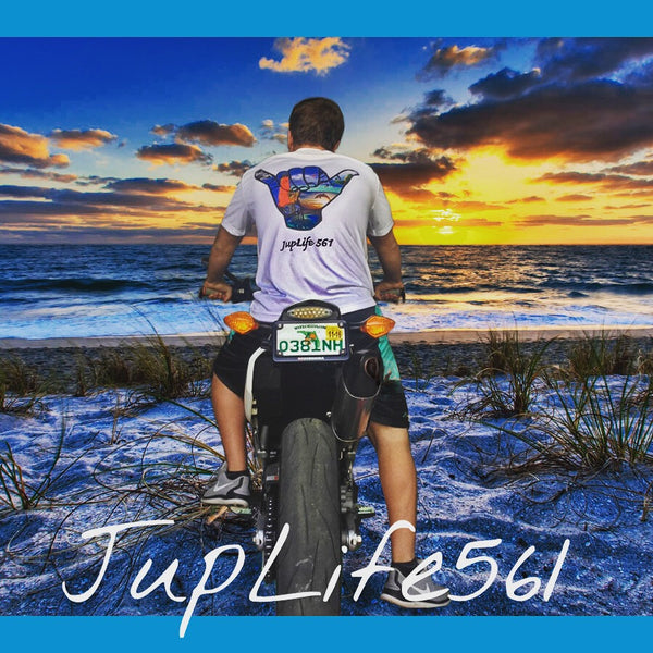 JupLife 561 Short Sleeve Mens