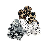 Wild Scrunchie Set
