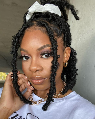 Butterfly Locs Hairstyle