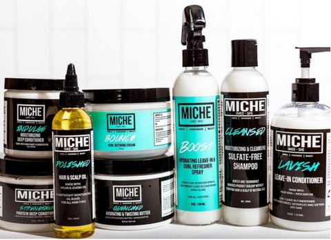 Miche Beauty Products For Healthy Natural Hair