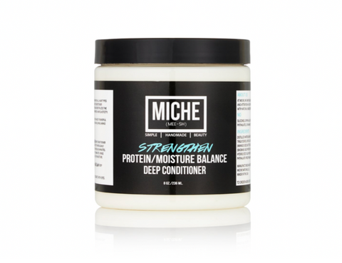 Miche Beauty Protein and Deep conditioning mask