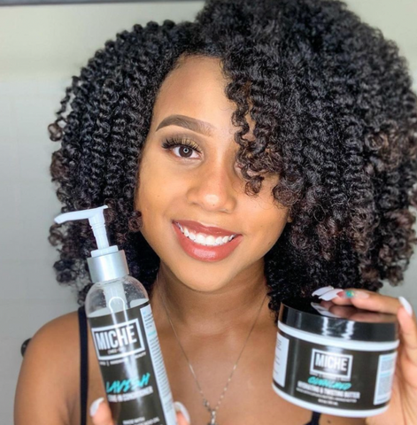 Healthy Natural Hair Miche Beauty Products