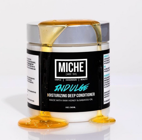 INDULGE Deep Conditioner MICHE beauty