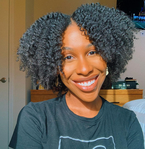 Twist Out on Natural Hait