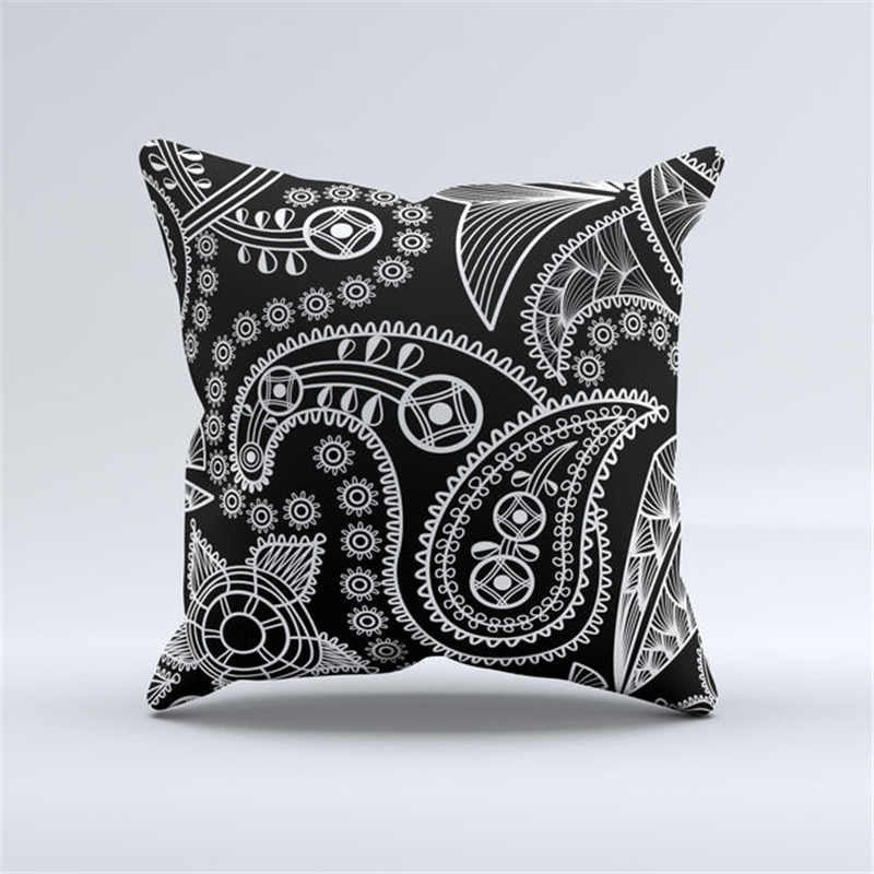 Unique Bohemian Style Pillowcase