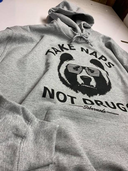 Take Naps Not Drugs- Sobermode