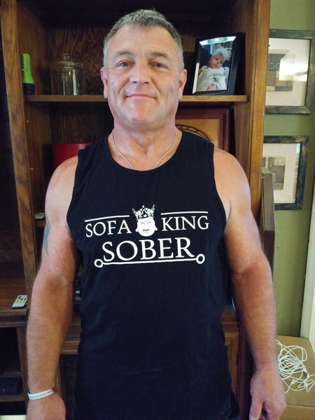 SOFA KING SOBER- Sobermode