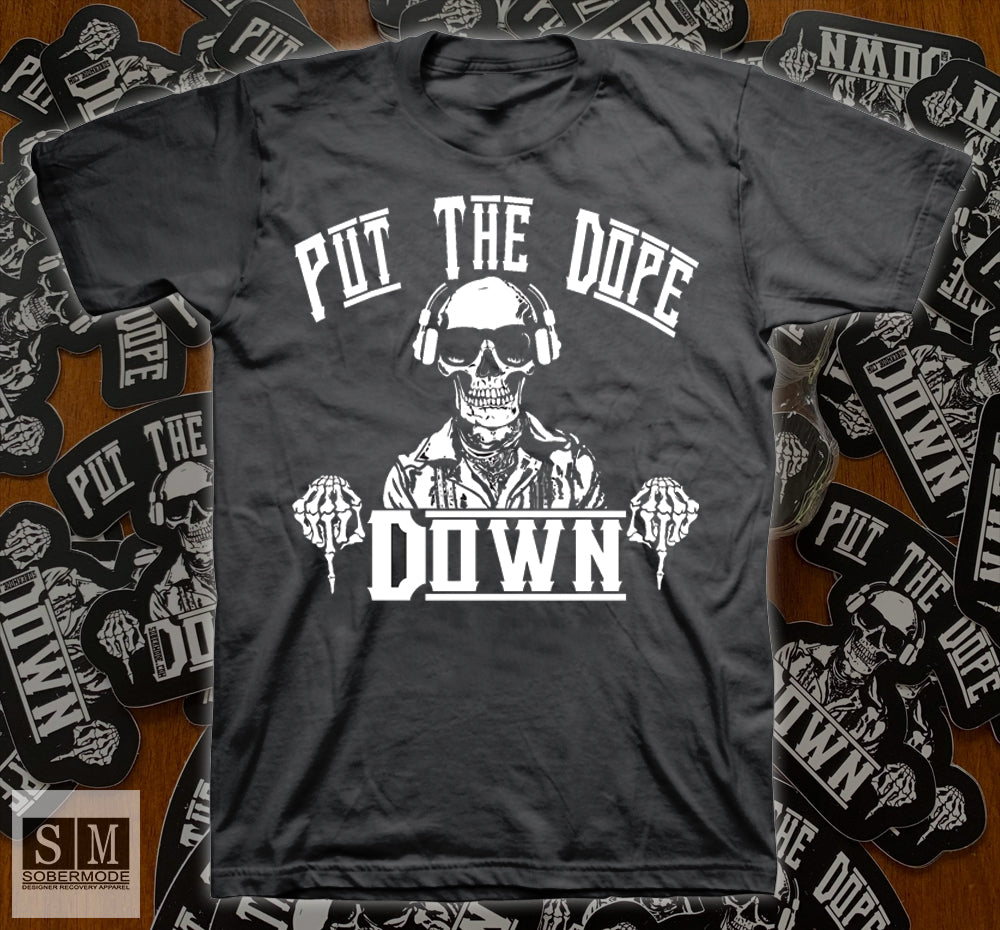 Put the dope down - Sobermode
